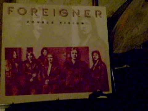 Foreigner You're All I Am