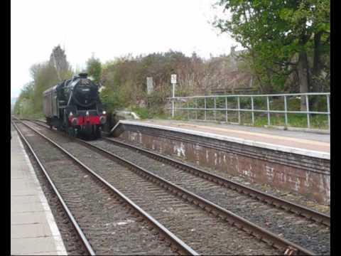 45407 at Nunthorpe