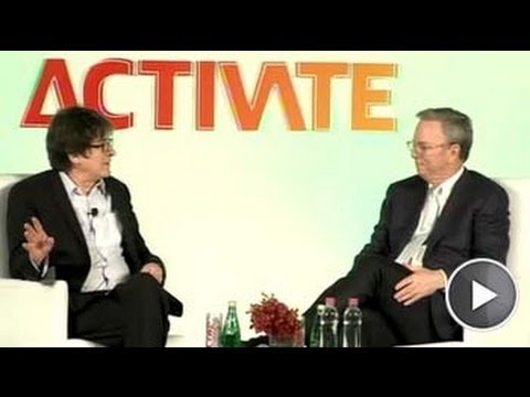India or China? Who is Eric Schmidt betting on?