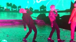 Video 170929 Seventeen Singapore - Hiphop unit Un Haeng Il Chil 言行一致 (언행일치) + Check In Diamond Edge download MP3, 3GP, MP4, WEBM, AVI, FLV Juni 2018