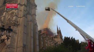 Pourquoi les pompiers ont mis plusieurs heures à maîtriser l'incendie de Notre-Dame