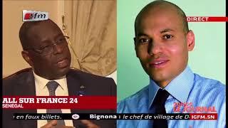 REPLAY - JT Français 20h - Pr : CHEIKH TIDIANE DIAHO - 13 Novembre 2018