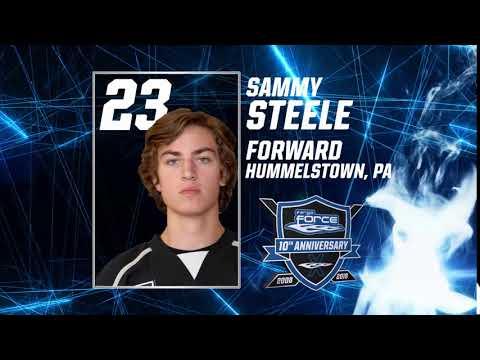 #23 Sammy Steele