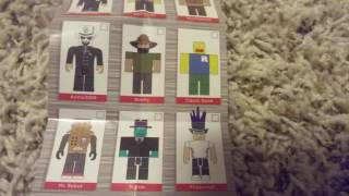 OPENING ROBLOX CHARACTERS