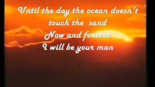 Now and Forever (With Lyrics) - Richard Marx