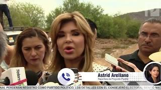 Gobernadora de Sonora anuncia cambios en gabinete, se reunirá con AMLO en Conago