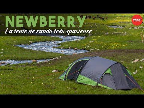 La Tente Newberry 4000 : La Tente De Rando Spacieuse | Jamet