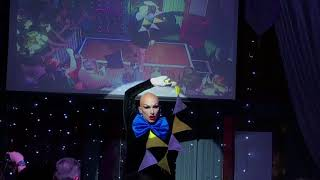 Sasha Velour - I Stayed Too Long At The Fair @ Mary's, Cardiff - 25/01/2018