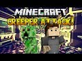 Minecraft: Creeper Attack Minigame (Hypixel Arcade Games)
