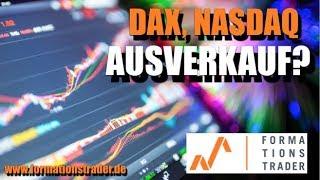 Chartanalyse Nasdaq, Dax, TecDax, S-Dax