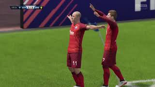 FIFA 18 Traumtor Volley Winkel Sven Michel SC Paderborn