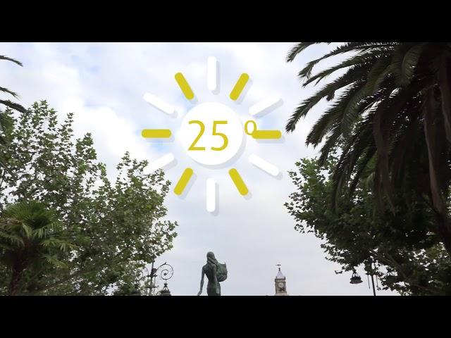RTV LA SERENA #ElTiempo en Villanueva de la Serena. 15 de septiembre.