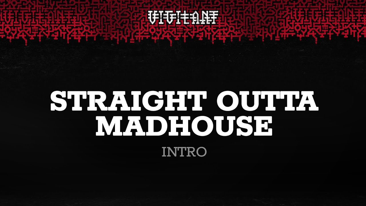 Download RG — Straight Outta MadHouse (Intro)