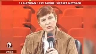 Kesinlikle izlenmeli ! Türkan Saylan FETÖ'yü Bakın 17 yıl önce nasıl anlatmıştı   !