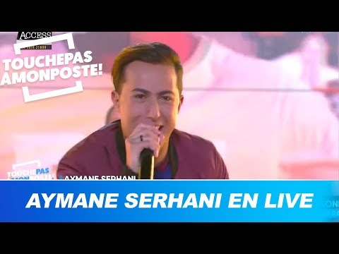 Aymane Serhani - Nebghi Djini Bsurvet (Live @TPMP)