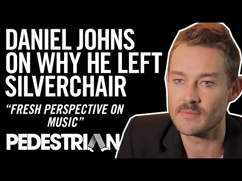 Daniel Johns On Why He Left Silverchair
