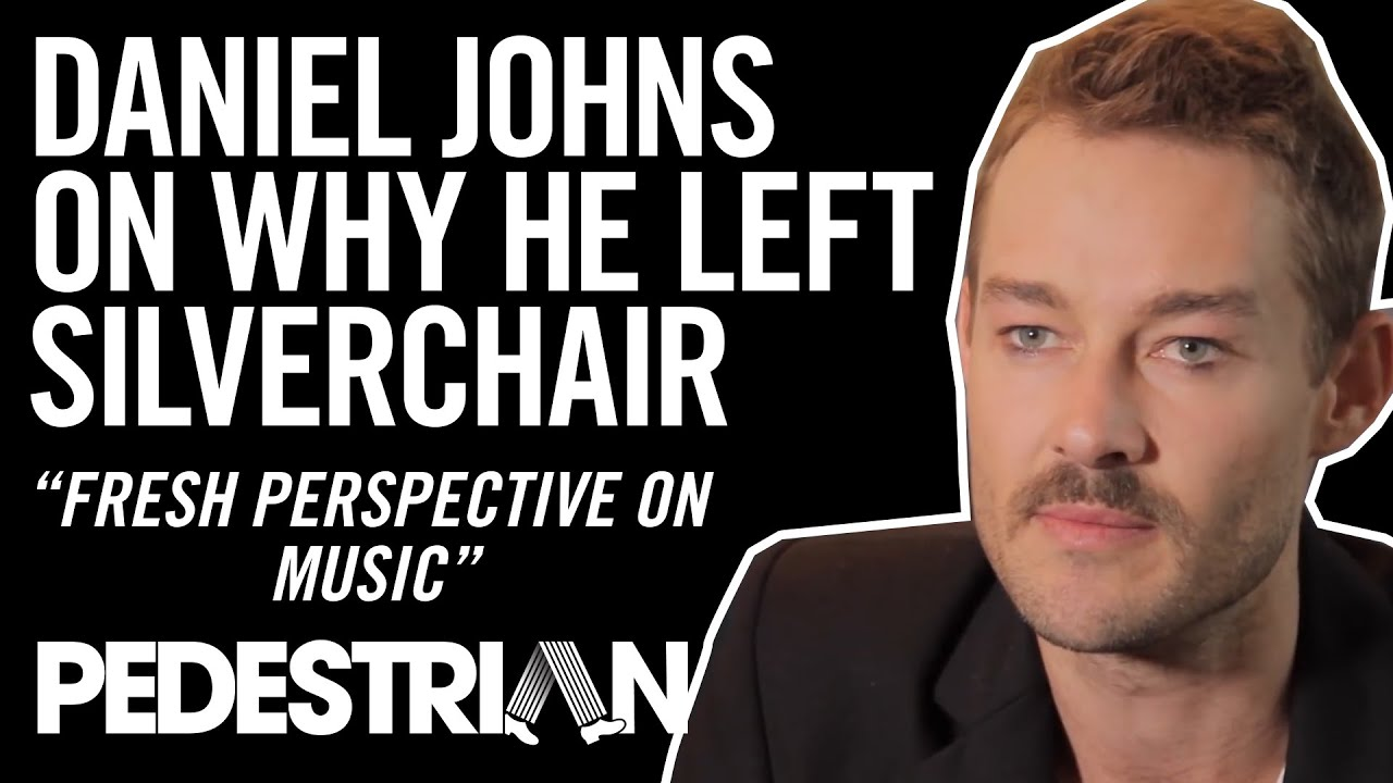 Silver Chair Daniel Johns On Why He Left Silverchair Youtube