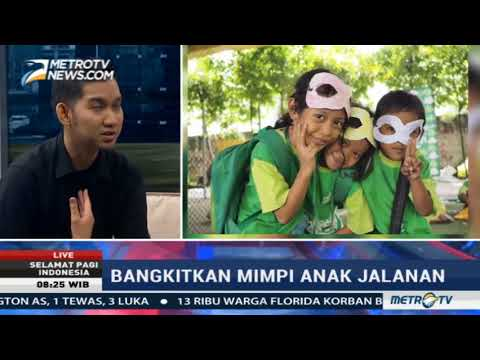 Inspiration Factory at Metro TV 'Selamat Pagi Indonesia'