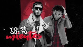 12. Bebe - Ozuna FT Anuel AA ( Lyric Video ) | Odisea