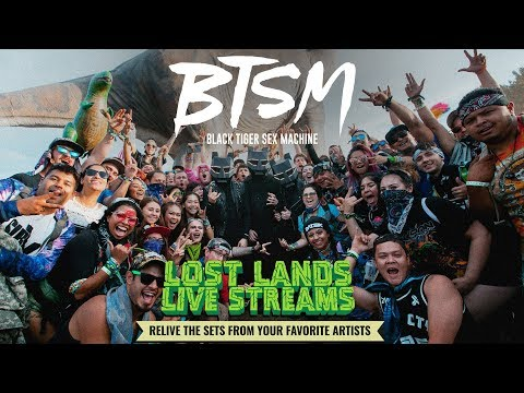 Black Tiger Sex Machine Live @ Lost Lands 2017