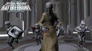 Star Wars Battlefront 2 Mod | Star Wars: A New Frontier 1.0 | Coruscant