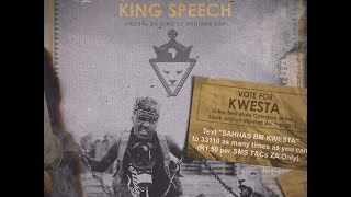 Kwesta - #KingSpeech