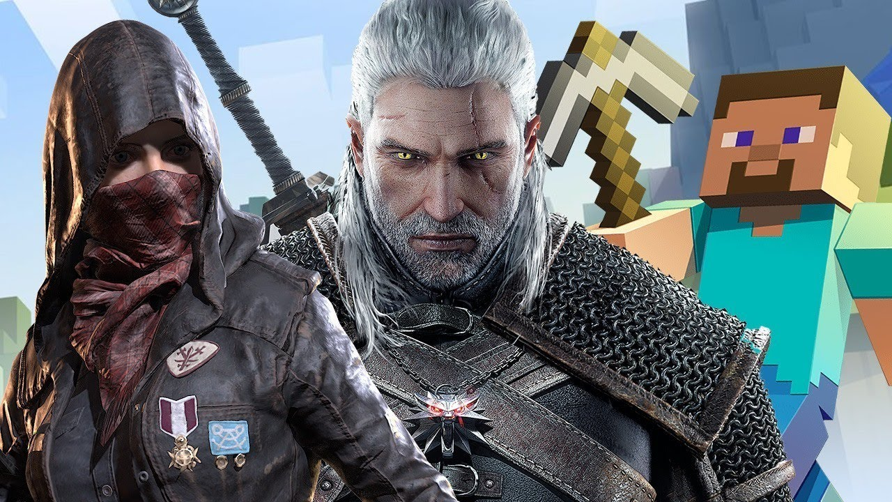 Download Top 25 PC Games - Fall 2017 Update