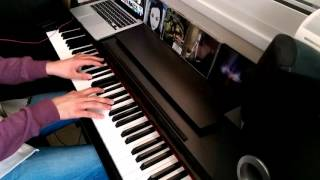 Adele 25 - Water Under The Bridge (Piano Cover)