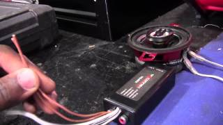 How To Install An Amp To A Factory Radio