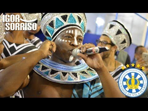 Vila Isabel 2017 - Desfile oficial