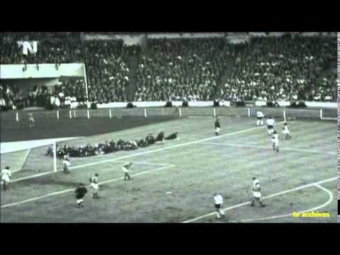 England - West Germany 4-2, World cup final 1966 FULL MATCH