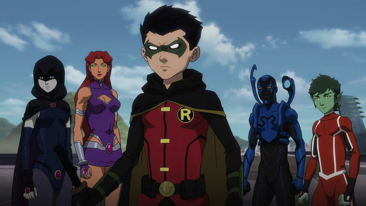 Download Justice League vs Teen Titans - ( #DC Animated Movie Review)