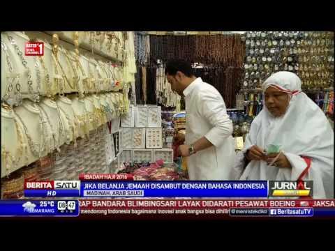 Pedagang-pedagang di Arab Saudi Mahir Bahasa Indonesia