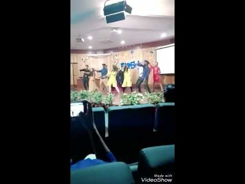 Jamia Millia Islamia Dance Performance by Law Students in Farewell,Delhi 2017!