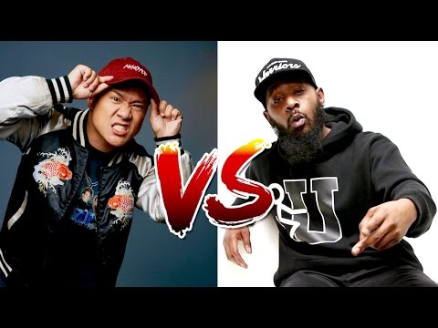 Karlous Miller Vs. Timothy DeLaGhetto Freestyle Rap Battle
