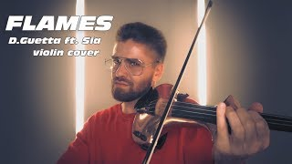 Baixar David Guetta & Sia - flames cover (by Violin Valenti)