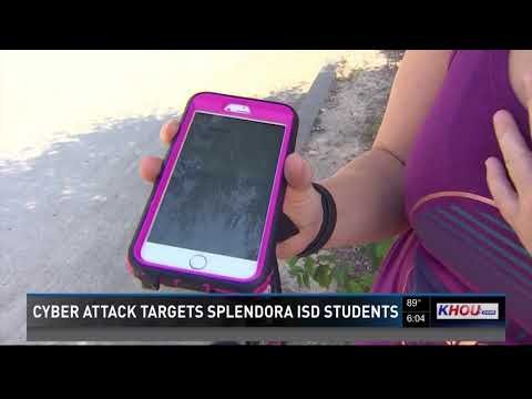 Splendora ISD students targeted by cyber attack