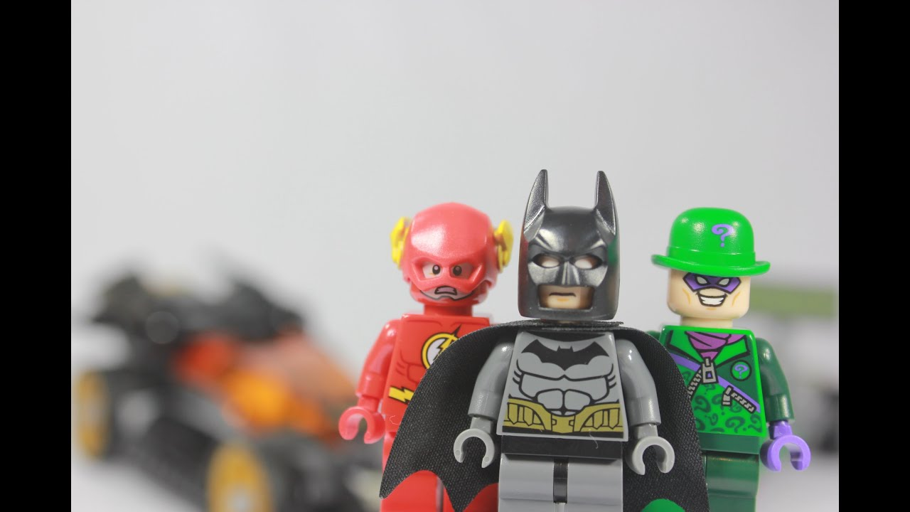 Lego Batman 2014 Riddler Chase