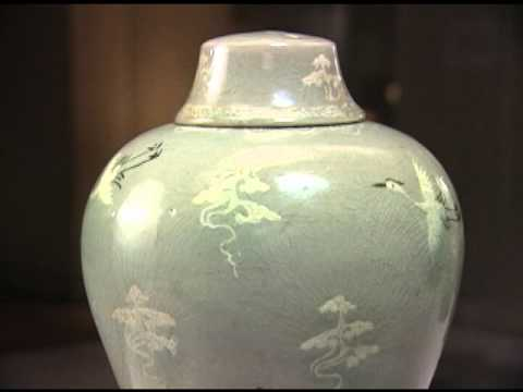 Window on Korean Culture :5  Korean Pottery