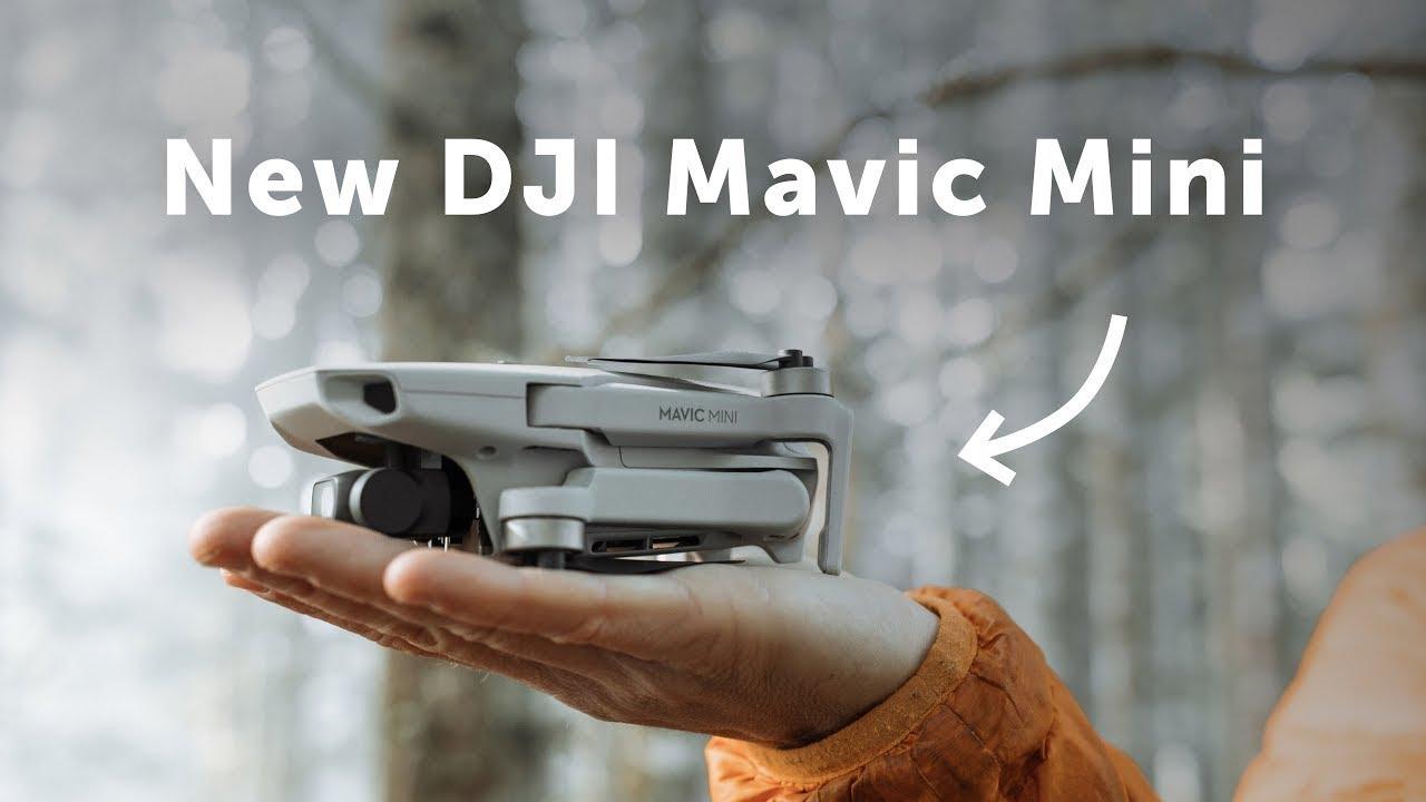 DJI Mavic Mini - Can You Get Cinematic Footage?