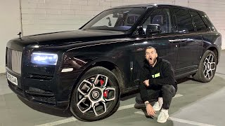 I GOT A $400,000 ROLLS ROYCE CULLINAN BLACK BADGE