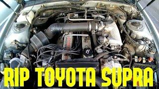 Junkyard Exploring|Toyota Supra HUNT!