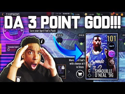 TESTING MY LUCK WITH JOKER PACKS!!! NEW APRIL FOOLS PROGRAM IN NBA LIVE MOBILE 19!!! thumbnail