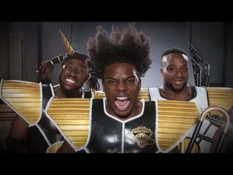 WWE 24 bonus clip: The New Day reveal the inspiration for their WrestleMania gear