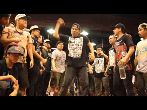 HOW GOD MOVES IN KRUMP | BEAST MODE FINAL BATTLE