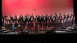 Spring Concert 2014: Concert Choir (From There)
