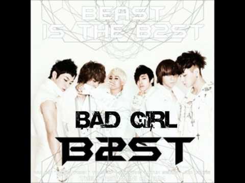 BEAST - BAD GIRL