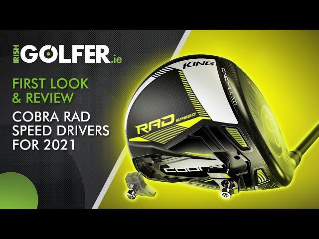 Cobra RAD Speed Driver for 2021