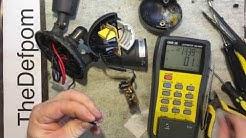 #210 240V Infrared Motion Detection Security Light Repair