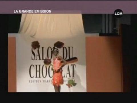 Le chocolat investit Marseille!